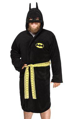 Batman Fleece Robe