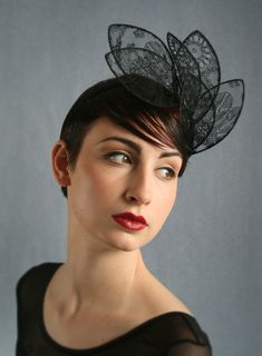 William Chambers Millinery - Spring\Summer 2010 Collection