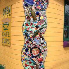 Mosaic in Homer, AK