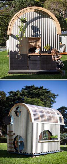 ein traumhaus f r die kids baumhaus traumh user und. Black Bedroom Furniture Sets. Home Design Ideas