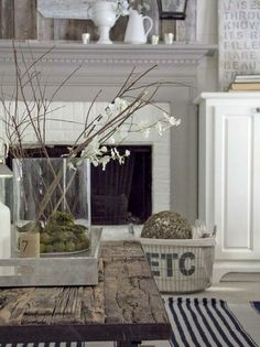 Neutral Living Room.. Love all the texture