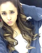 She loves a good selfie. | 15 Reasons Why Ariana Grande Is Basically Tumblr