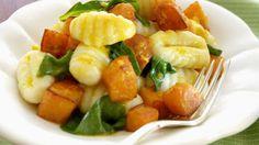 Rezept: Gnocchi mit Kürbis und Basilikum