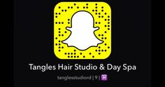 Make sure to follow us here on Snapchat