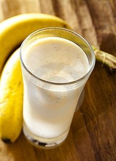 For a creamy treat try an almond milk, banana, cinnamon and date or stevia smoothie!