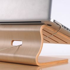 Fancy - Plywood Laptop Stand