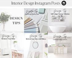 Interior Design Instagram, Interior Design Work, Home Interior, Interior Decorating, Decorating Tips, Interior Design Business Plan, Interior Design For Beginners, Interior Design Programs, Interior Designing