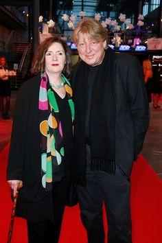 Pin for Later: Beim Deutschen Comedypreis 2015 ging es nicht nur lustig – sondern auch ganz schön emotional zu Walter und Annette Freiwald