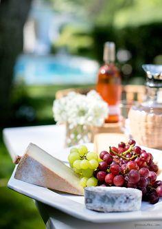Aerin, Aerin Lauder, Summer Dining, Garden Party, Outdoor Interiors / Garance Doré