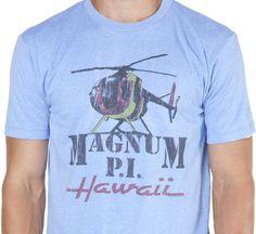 Magnum P.I. tee