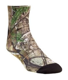 Camo Socks for the guys -   Realtree® Camo Low Cut Socks | Bass Pro Shops
