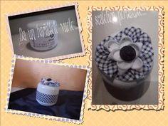 un riciclo con sbieco in cotone,cerniera e bottone
