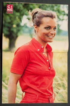 Romy Schneider - Cine Revue Magazine Pictorial [France] (21 May 1970)