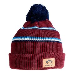 striped beanie from Appaman