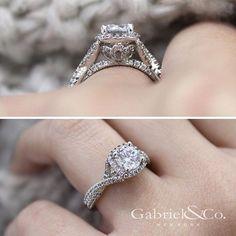 . . #GabrielNY #GabrielAndCo #NewYorkCity #EngagementRing #Bridal #NewYork #NYC #LoveYou #Tulips #BrideToBe #BridetoBride #Diamonds #Love #Ring #TrueLove #MustHave #DreamWedding #WeddingInspiration #Glamour #Heart #love #anniversary #design #jewelry #whitegold #diamond #ringgoals Style #: ER12680
