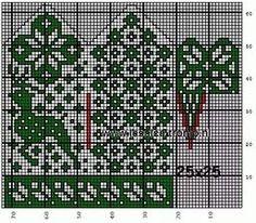 mittens wanten a. Knitted Mittens Pattern, Crochet Gloves, Knit Mittens, Knitting Socks, Hand Knitting, Knitting Charts, Knitting Patterns, Fair Isle Knitting, Craft Patterns
