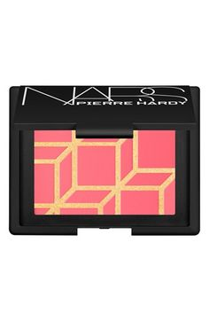 Blush: NARS Pierre Hardy Blush Palette ($41 I want every color)!