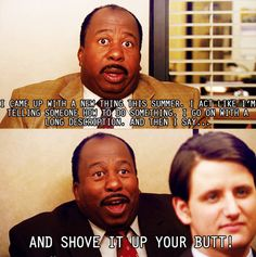 Wow Stanley.