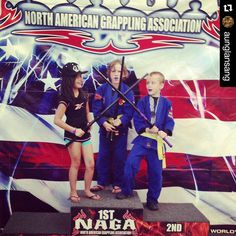 #Repost @aunglansang with @repostapp ・・・ Congrats to @crazy88mma kids on a great performance at NAGA, definitely made the drive worth it.