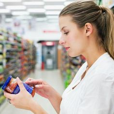 Rehaul Your Shopping List  9 common foods that contain toxic ingredients
