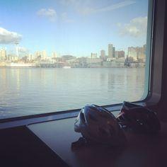 Bainbridge Island ferry Bainbridge Island Ferry, Seattle, Sick