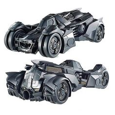 The Batman Arkham Knight Batmobile Scale Hot Wheels Elite Cult Classics Die-Cast Vehicle is ready to cruise into your collection of Bat goodies. Batman Arkham Knight Batmobile, Ultimate Batman, Batman Redesign, Batman The Dark Knight, Futuristic Cars, Armored Vehicles, Drag Racing, Auto Racing, Amazing Cars