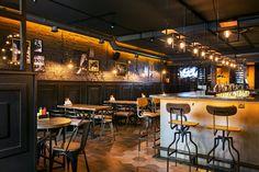 Benedict daily bar, Kharkiv, 2016 - Larisa Gusakova