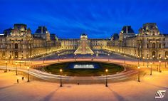 Louvre from Tuilerie | Louvre, Paris, France (HDR) My Faceb… | Flickr - Photo Sharing!