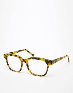 2e8cb4e115 AJ Morgan Merle D-Frame Glasses at asos.com. GinghamSpecsEyeglassesMust  HavesEyewearFashion OnlineAsosPlaidGlasses