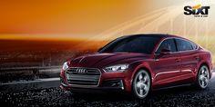 Nuevo Audi A5 Sportback en EXCLUSIVA en Sixt España