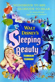 #sleeping_beauty #Disney_Movie_Posters #Disney_Classic
