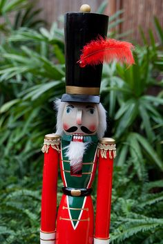 A Beautiful Nutcracker