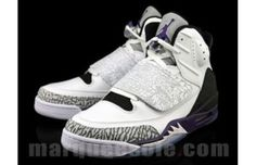 "Kicks.  Air Jordan Son of Mars ""Concord"""