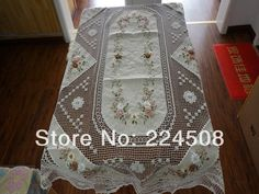 Cheap cotton lace tablecloth, Buy Quality tablecloth 90 directly from China tablecloth size Suppliers: WONDERFUL DESIGN, BEST PIRCE, GOOD QUALITY, TRADITIONAL ARTS AND CRAFTS. KEEP YOUR TABLE MORE SUPERIOR QUALITY. YOU CAN