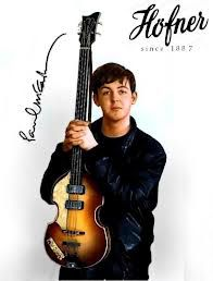 Paul McCartneys Hofner Bass One Of Them Il Am