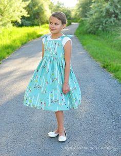 vintage dress by simple simon 450px