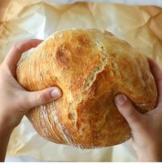 Miracle No Knead Bread! this is SO UNBELIEVABLY GOOD and ridiculously easy to ma… Miracle No Knead Bread! this is SO UNBELIEVABLY GOOD and ridiculously easy to make. crusty outside, soft and chewy inside – perfect for dunking in soups! Best Bread Recipe, Easy Bread Recipes, Cooking Recipes, Cooking Tips, Crusty Bread Recipe Quick, Easy Homemade Bread, Ciabatta Bread Recipe, Homemade French Bread, Homemade Recipe