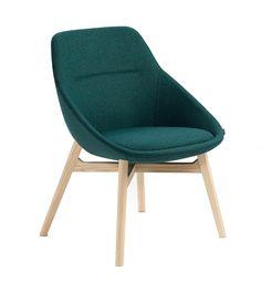 Offecct EZY Wood Chair | mintroom.de #Offecct #mintroom #shop #sessel #marken #offecct #christophe pillet #stühle / accessoires / büro / garderoben & haken #sofa / sessel / tische / aufbewahrung und licht