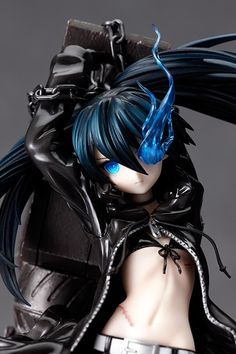 Black Rock Shooter, the character from Black Rock Shooter