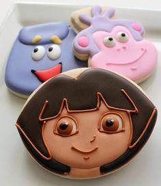 Galletas de Dora