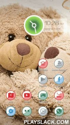 Baby Teddy Bear Toy Theme  Android App - playslack.com , Cobo Themes are designed for Cobo Launcher .Settle the cute teddy bear as your home screen; download our launcher to make your smart phone more lovely and adorable. Teddy bear is the most famous toy for children and also for adults, who have childishness inside. It can comfort your emotion and make you feel cozy. There are two brown bears in bed, cuddling and hugging together. It is very cute. The night you spend with them should be a…