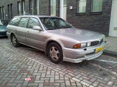 1994 Mitsubishi Sigma 3.0 Wagon Mitsubishi Sigma, Classic Japanese Cars, Wagon Cars, Shooting Brake, Station Wagon, Atv, Touring, Netherlands, Amsterdam