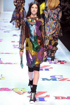 Fall 2011 Ready-to-Wear - D&G