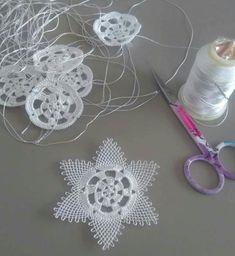 Tutorial, Crochet Earrings, Rage, Crocheting, Pattern, Living Room