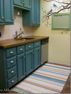 Cute Laundry Room Colors