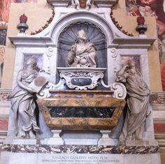 Santa Croce, resting place of Galileo