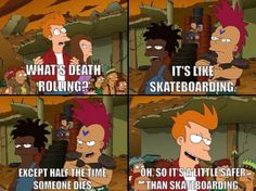 Death Rolling  // funny pictures - funny photos - funny images - funny pics - funny quotes - #lol #humor #funnypictures