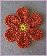 1000+ images about Crochet or Knit Flower Patterns on Pinterest Crochet flo...