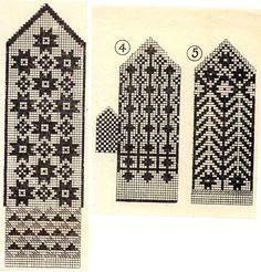 008 (kerli in etsy) Tags: mittens estonian Knitting Charts, Knitting Stitches, Knitting Yarn, Crochet Mittens Free Pattern, Knit Mittens, Knitting Machines For Sale, Designer Knitting Patterns, Blackwork Patterns, Knit Art