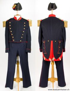 Offizier Artillerie 1852